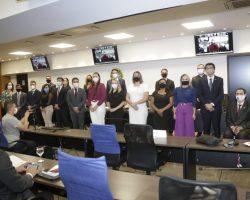 OAB/DF empossa membros do Conselho Subseccional da Subseção de Águas Claras